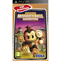 Igrica za PSP Playstation Portable Super Monkey Ball Adventure Essentials - Kliknite za detalje