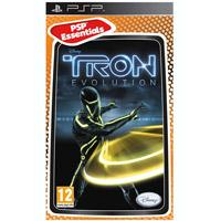 Igrica za PSP Playstation Portable Tron: Evolution Essentials - Kliknite za detalje