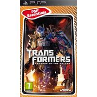 Igrica za PSP Playstation Portable Transformers: Revenge of the Fallen Essentials - Kliknite za detalje