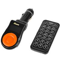 FM Transmiter za automobil Xwave BT63 orange Mp3 Mp4 SD USB - Kliknite za detalje