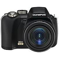 Olympus SP-565 UZ - 20x optički zum - 10 MP - Kliknite za detalje