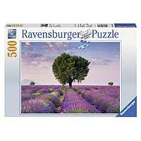 Ravensburger slagalica Lavender of South France 500 delova 01-143535 - Kliknite za detalje