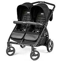 Peg Perego Kolica za blizance Book For Two Mod Black - Kliknite za detalje