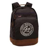 Pepe Jeans Ranac 44cm Go On Brown - Kliknite za detalje
