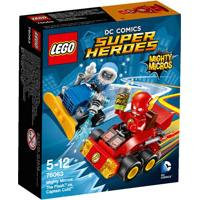 Lego Super Heroes Kocke Mighty Micros Flash vs Captain Cold LE76063 - Kliknite za detalje