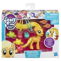 My Little Pony Twirly Hair Styles, Apple Jack B8809 - Kliknite za detalje