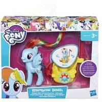 My Little Pony Royal Spin Rainbow Dash B9159 - Kliknite za detalje