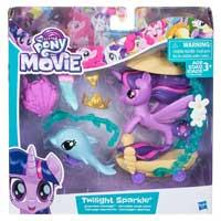 My Little Pony Sirena Školjka Twilight Sparkle C0682 - Kliknite za detalje