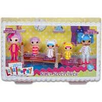 Lalaloopsy Mini set Silly Sleepover 529491 - Kliknite za detalje
