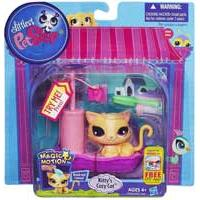 Hasbro Littlest Pet Shop Magic Motion figura Mačka A5127 - Kliknite za detalje