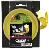 Oregon Yellow starline Najlon za trimer 2.4mm 15m 023935 - Kliknite za detalje