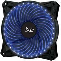 MS PC Freeze 33 12cm Ventilator za kućište Blue LED - Kliknite za detalje