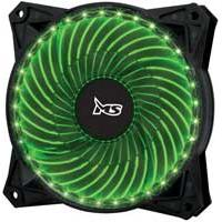 MS PC Freeze 33 12cm Ventilator za kućište Green LED - Kliknite za detalje