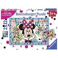 2u1 Slagalice Ravensburger - Flowers for Minnie 07619 - Kliknite za detalje