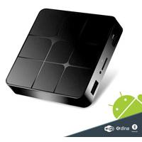 Digitalni Android Smart TV BOX TX96MAX 2GB RAM 16GB ROM Bluetooth - Kliknite za detalje