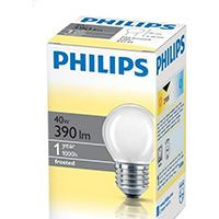 Philips standardna sijalica E27 40W PS346