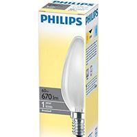 Philips standardna sijalica E14 60W PS018