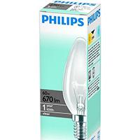 Philips standardna sijalica E14 60W PS015