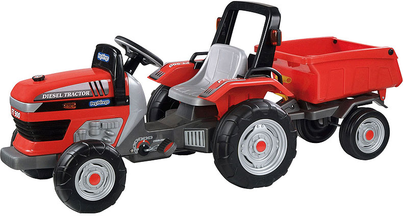 Peg Perego Diesel Tractor  IGCD0547  P0025