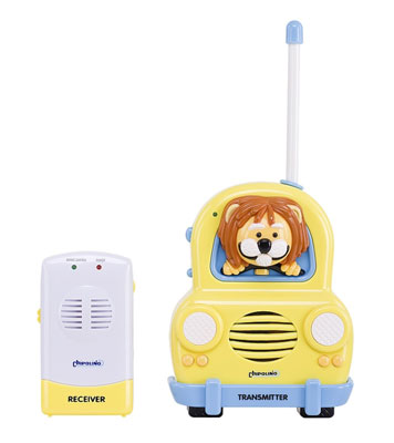 Chipolino  baby alarm Car yellow