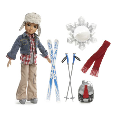Moxie Boyz Magic Snow Owen 500711