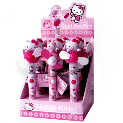 Cool Fan Pen Hello Kitty BP25030