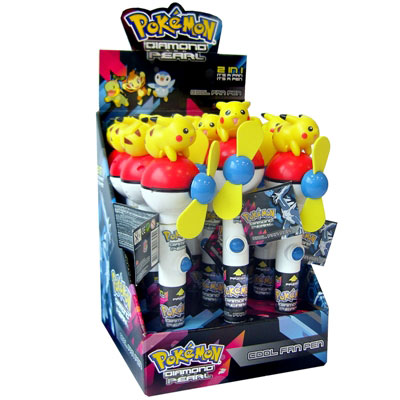 Cool Fan Pen Pokemon Pikachu BP21845