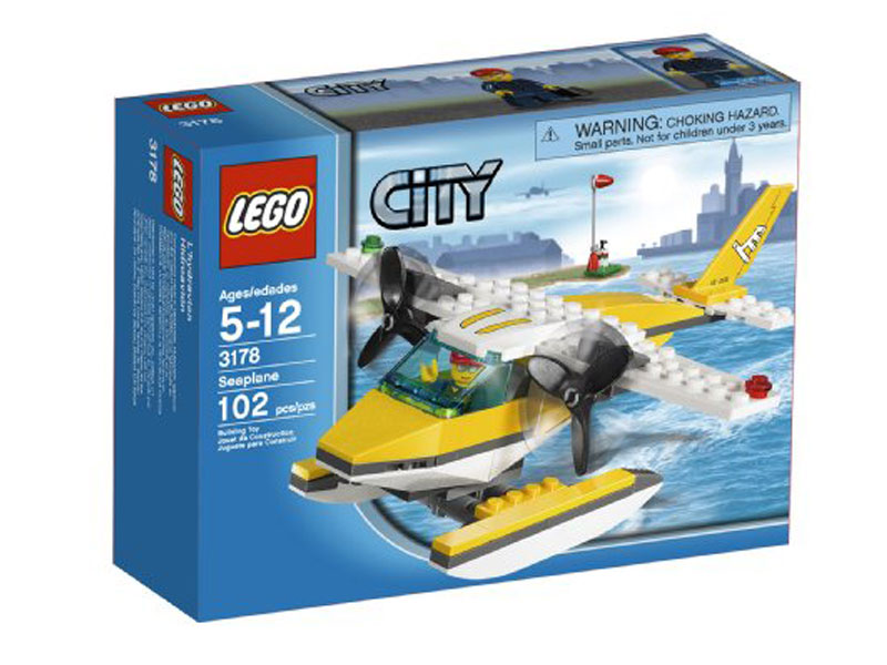 Lego City Hidro Avion LE3178