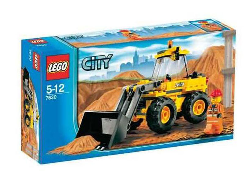 Lego City Front-End Loader LE7630
