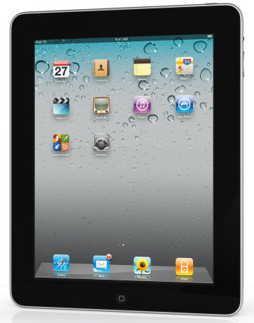 Apple iPad 32GB Flash Drive Multi-Touch LED Wi-Fi + 3G