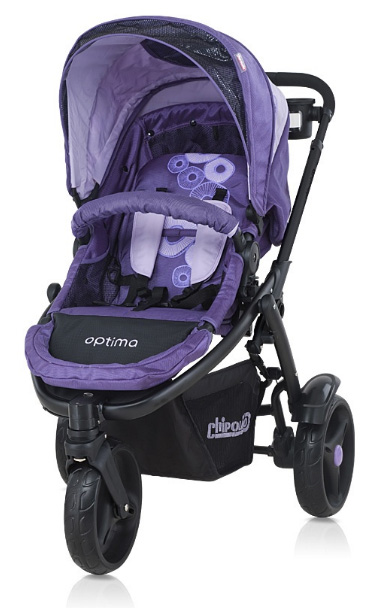 Chipolino Kolica Optima purple