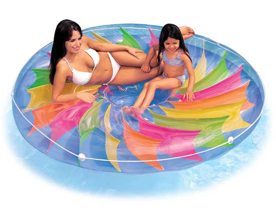 Rajsko ostrvo - Color Wheel Fun Island (58217)