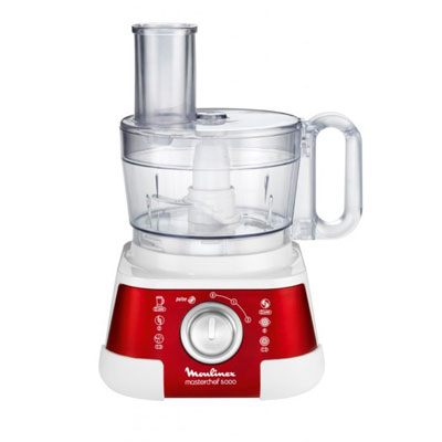 Moulinex multipraktik FP 519 Masterchef 5000 red