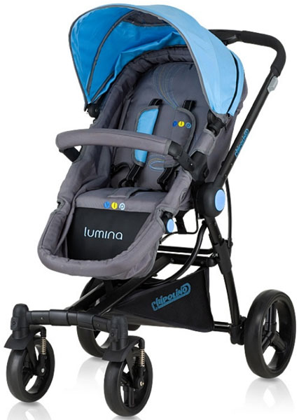 Chipolino kolica Lumina blue