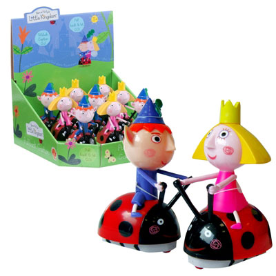 Ben&Holly Little Kingdom - Ben&Holly figure na Gastonu GL0138