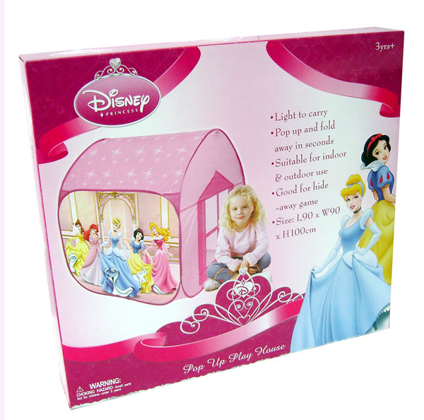 Pop-up Kućica Disney Princess BL706