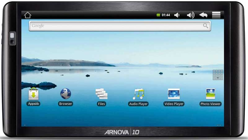 Arnova 10B Android Home Tablet Računar - 8 GB - 10 in