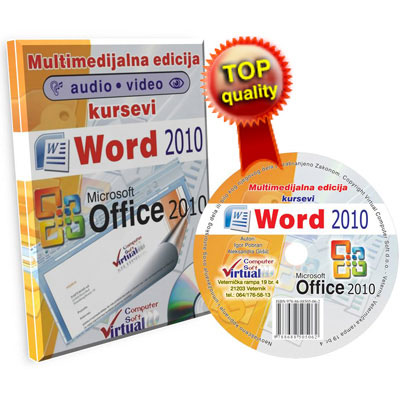 Word 2010 - multimedijalni kurs