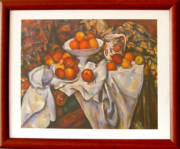 Cezanne Paul  - Apples and Oranges - 40/50 E3 EP