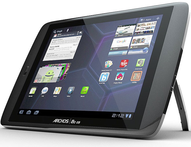 Archos 80 G9 Android 3.2 Honeycomb Tablet PC 8 GB