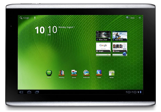Acer Iconia Tab A500 - 16 GB