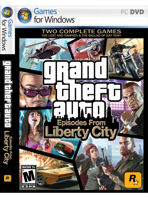 GTA: Episodes From Liberty City, GO
