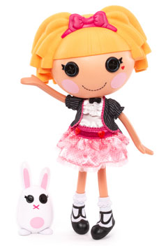 Lalaloopsy Lutka Misty Mysterious™ 506591