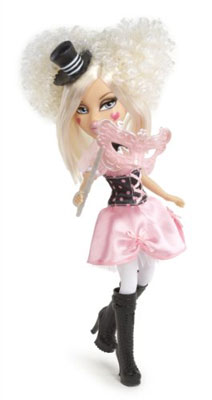 Bratz Lutka Masquerade Brielle Tea Party Princess 508380