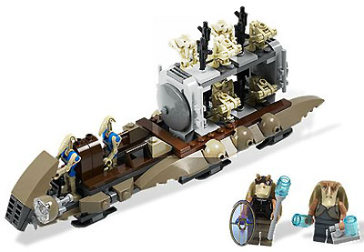 LEGO Star Wars The Battle of Naboo LE7929