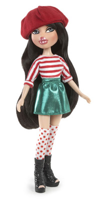 Bratz Lutka Holiday - Jade 507031