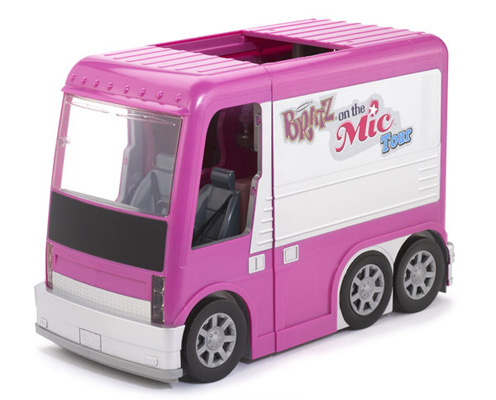 Bratz On the Mic Tour Bus 507789