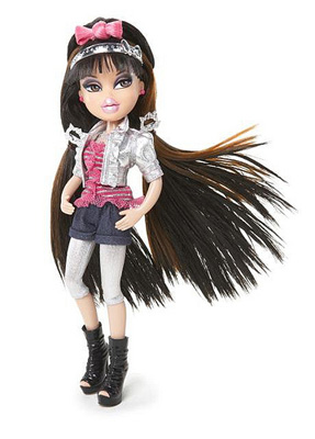Bratz Lutka All Glammed Up Jade 502524