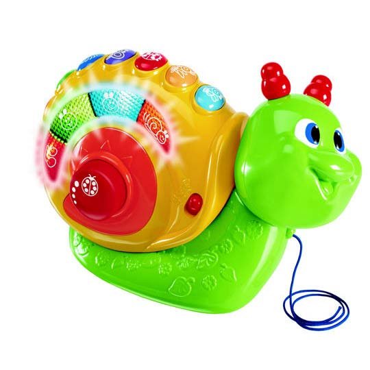 Chicco - Electronic Snail - 69219