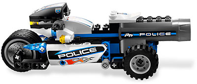 Lego Racers Storming Enforcers LE8221